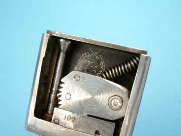 Zippo Lighter Gun