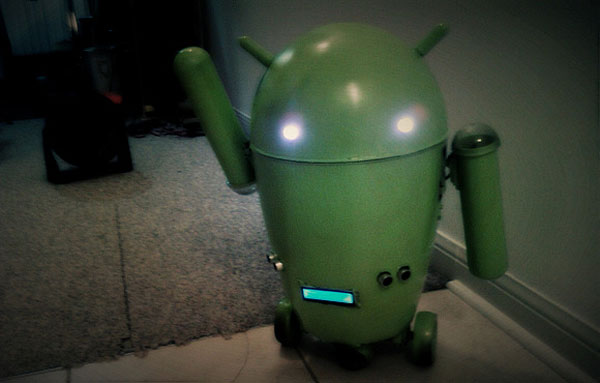 DIY Android RC Robot
