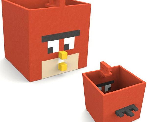 Angry Birds + Box = Angry Box