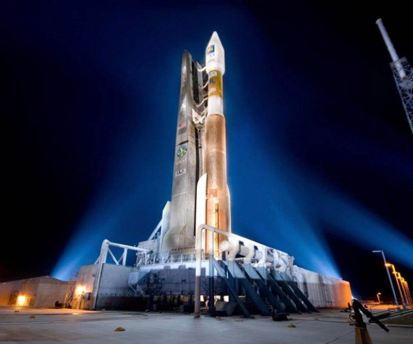 Modified Atlas V Rocket Could Someday Shoot Astronauts into Space