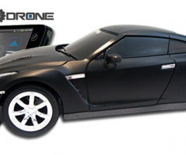 BlueDrone: An Android Controlled R/C Car