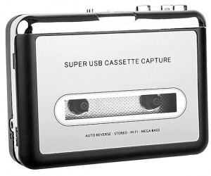Brando USB Cassette Capture & Player: Go Back in Time and Check Out Those Old 80s Mixtapes