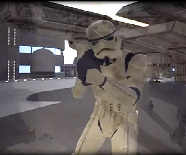Call of Duty 4 Galactic Warfare Star Wars Mod: Use the Killstreak, Luke