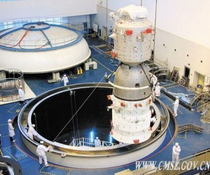 China Ready to Launch First Part of ISS Knockoff Tiangong This Year
