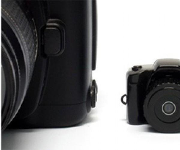 Chobi Cam One HD: Prosumer Camera for Gnomes?