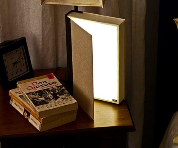 DIY Book Light is Quite Illuminating
