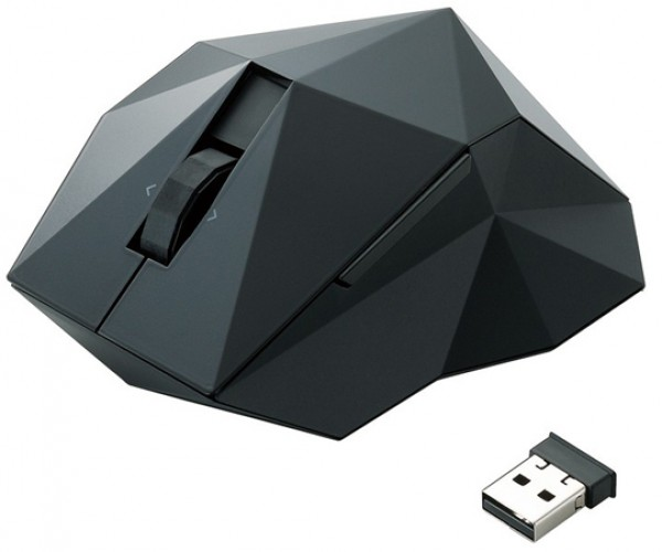 elecom nendo orime wireless usb mouse 3