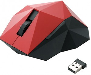 Elecom Nendo Orime Mouse: Polygonal Pointing Peripheral