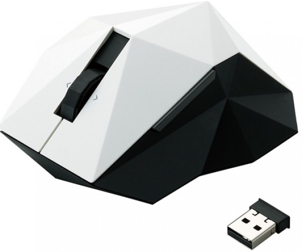 elecom nendo orime wireless usb mouse 4