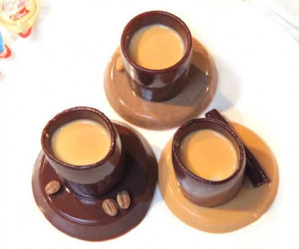 Espresso Jello