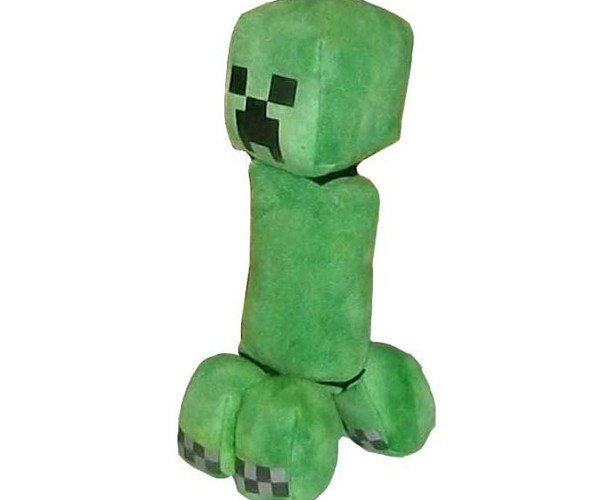 Exploding Minecraft Creeper Plushie: for Both Creeper Lovers and Haters