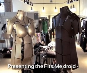 FitBot Shape-Shifting Mannequins: These are the Droids that You Look Like