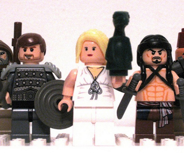 Minifigs of Characters of Game of Thrones