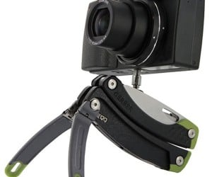 Gerber Multitool Gets Camera Tripod Feature