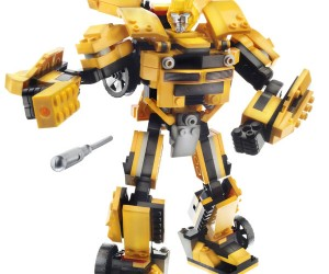 Hasbro KRE-O Transformer Construction Toys Hit Stores