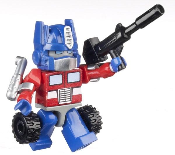 KRE-O Optimus minifig