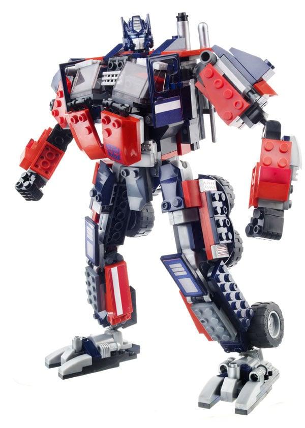 KRE-O Optimus Prime