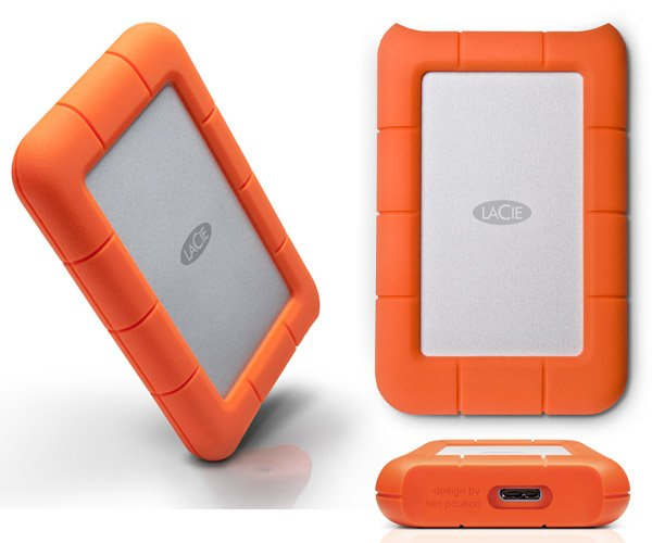 lacie mini rugged hard drive 2