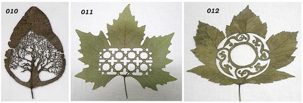 leaf art tree