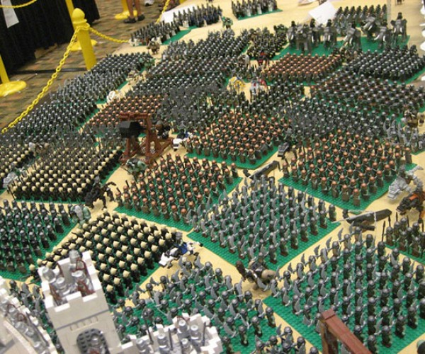 lego middle-earth at brickworld 2011 by the fellowship of the brick 12