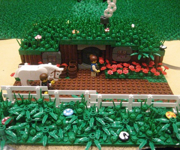 lego middle-earth at brickworld 2011 by the fellowship of the brick 2