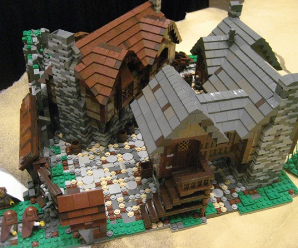 lego middle-earth at brickworld 2011 by the fellowship of the brick 3