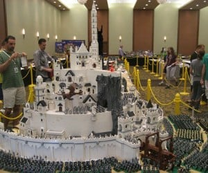 lego middle earth at brickworld 2011 by the fellowship of the brick 300x250