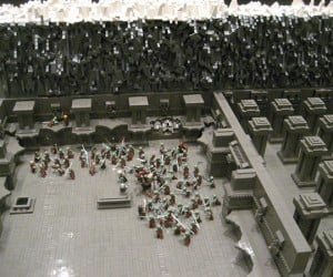 lego middle earth at brickworld 2011 by the fellowship of the brick 5 300x250