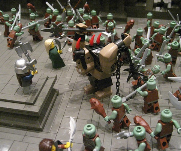 lego middle-earth at brickworld 2011 by the fellowship of the brick 6