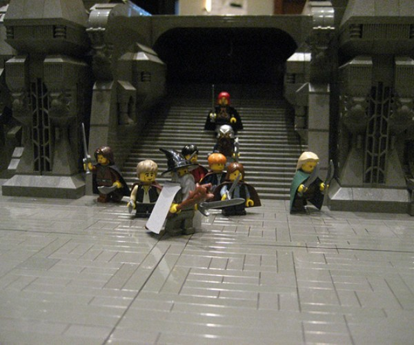lego middle-earth at brickworld 2011 by the fellowship of the brick 7
