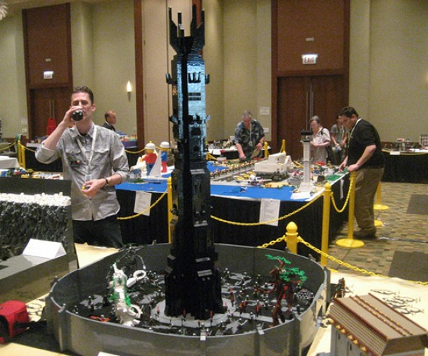 lego middle-earth at brickworld 2011 by the fellowship of the brick 8