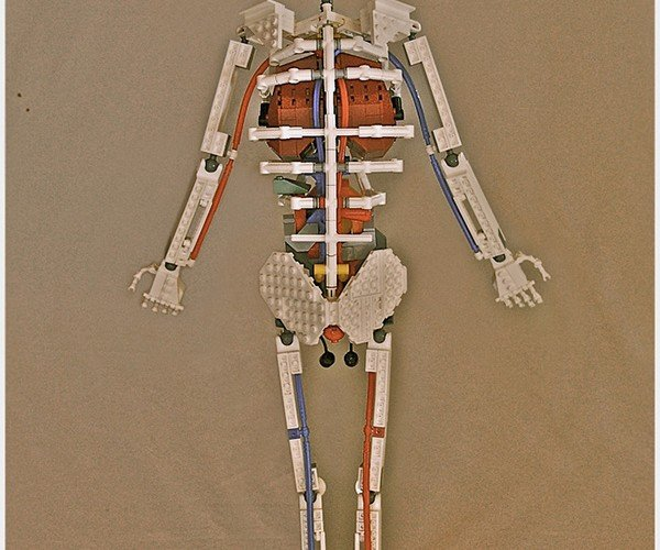lego skeleton by clay morrow aka choking hazards 2