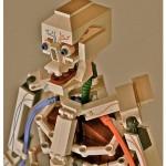 lego skeleton by clay morrow aka choking hazards 3