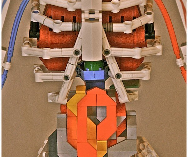 lego skeleton by clay morrow aka choking hazards 5