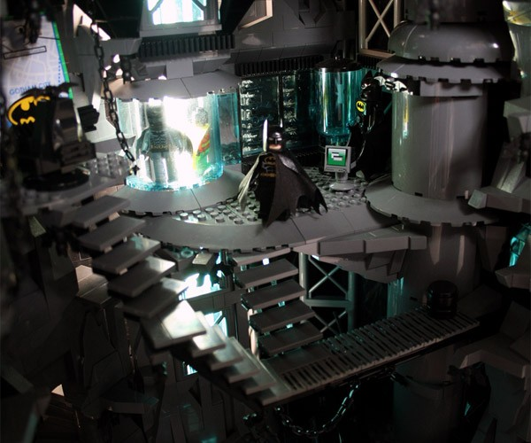 Holy LEGO Batcave, Batman!