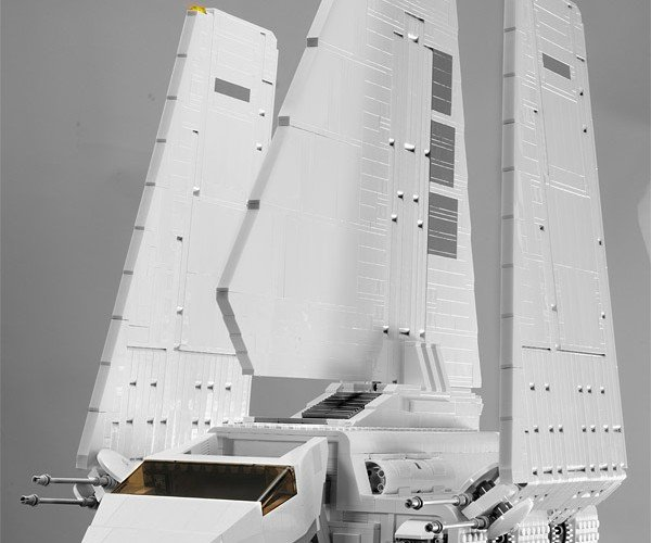 LEGO Imperial Shuttle is Every Bit as Impressive as It Looks