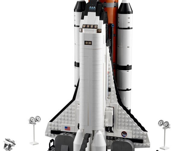Space Shuttle Expedition LEGO Set: A Fond Farewell to Atlantis