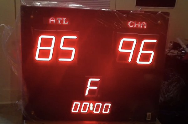 live nba scoreboard by kianoosh salami