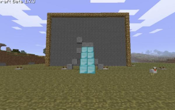 minecraft 96 pixel tv by keacraft