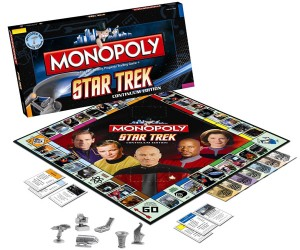 Star Trek Monopoly: Boldly Go and Collect $200