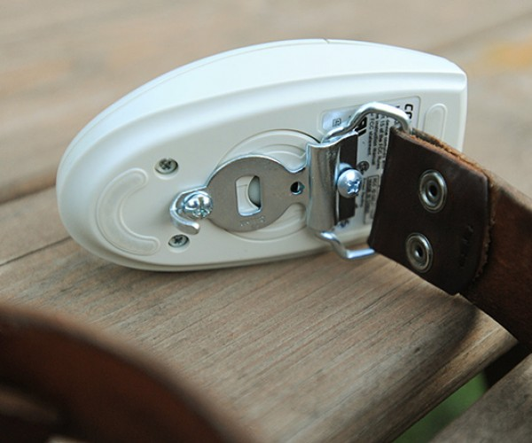 mouse belt buckle by getting weddy 3