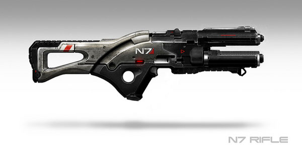 Mass Effect N7 Replica