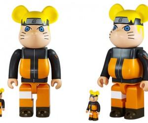 Naruto Medicom Bearbricks: Kage Bearshin no Jutsu