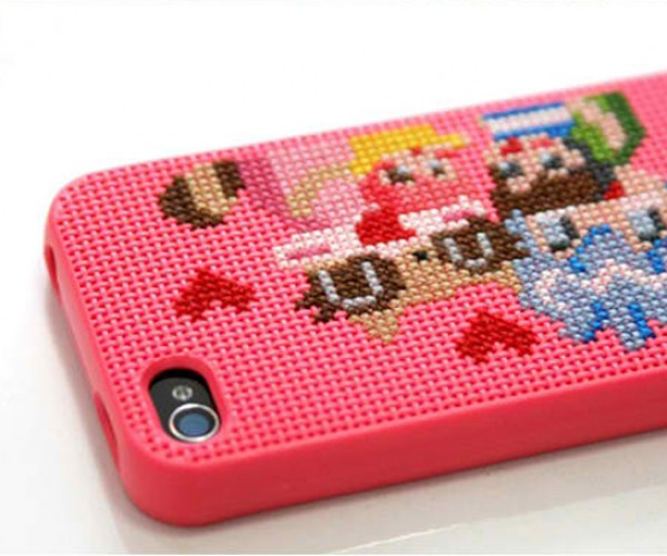 neostitch iphone 4 cross stitch case by connect design 5