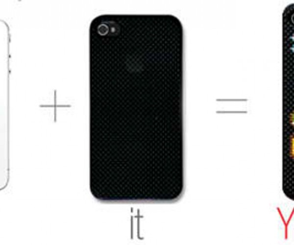 Neostitch iPhone 4 Cross-Stitch Case: Sew-weet
