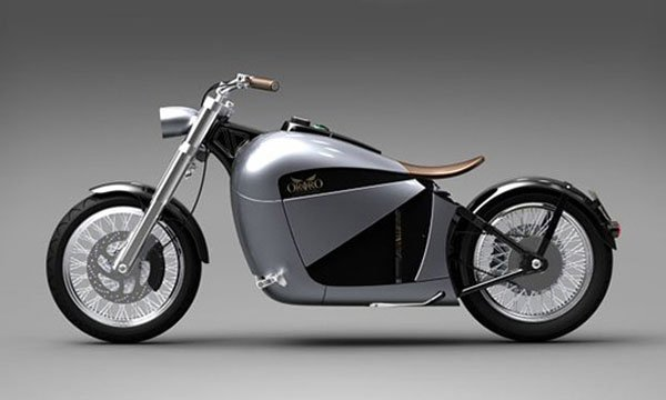 Orphiro Electric Cruiser Motorcycle