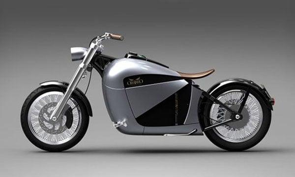Orphiro Electric Cruiser Motorcycle
