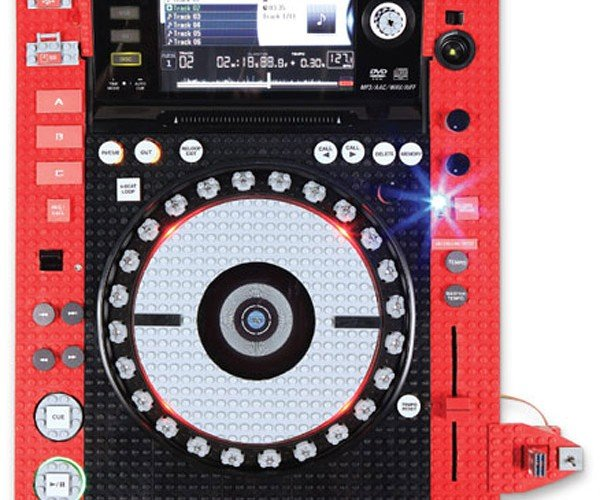 LEGO Pioneer DJ Music Player: Block Blockin' Beats