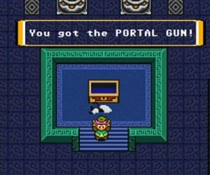 Zelda Totally Should Have Had  a Portal Device