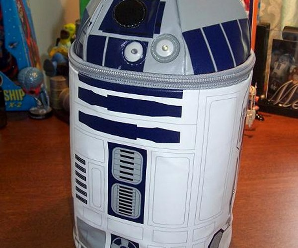 R2-D2 Lunch Kit Just for the Cool Kids